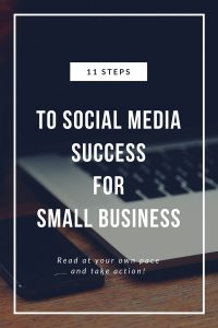 12 part resource for social media success for small business(12)